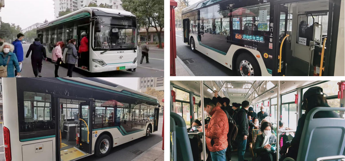盘毂动力 助力上海市民安心出行