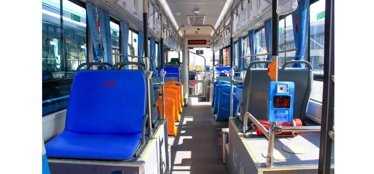 轴向磁通电机在低地板公交上的应用