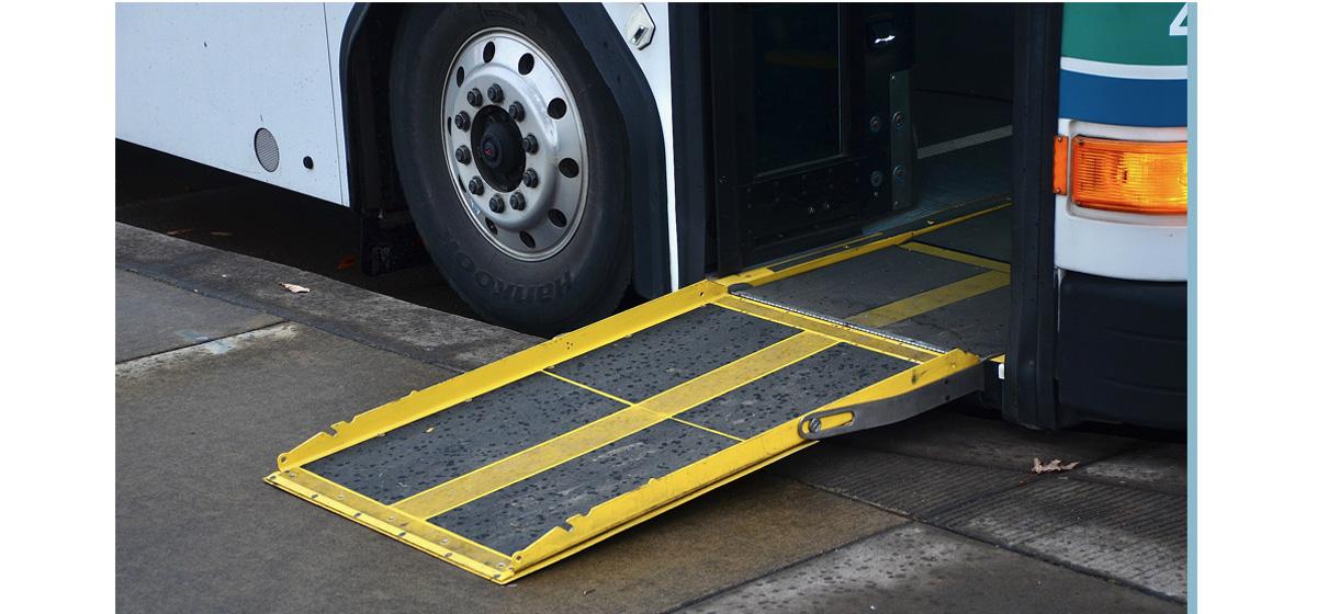 低地板公交历史